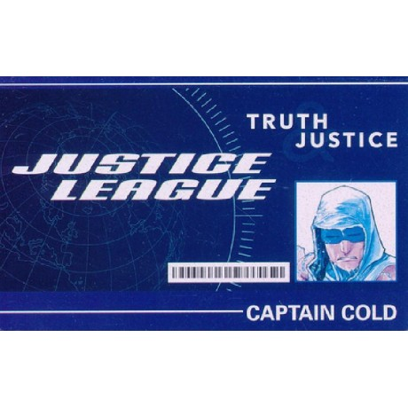 DCID-005 - Captain Cold