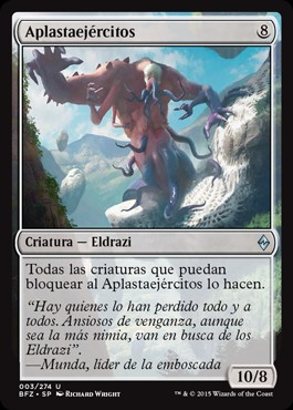 Aplastaejércitos / Breaker of Armies