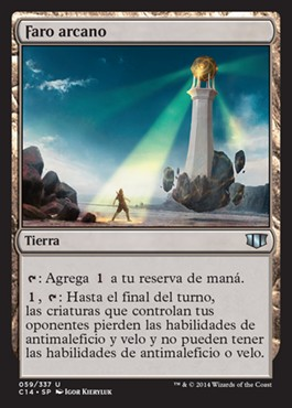 Arcane Lighthouse