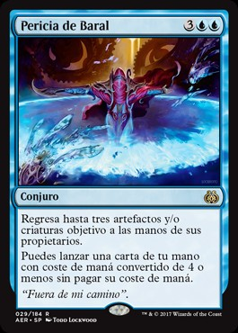 Baral's Expertise