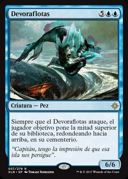 Devoraflotas / Fleet Swallower