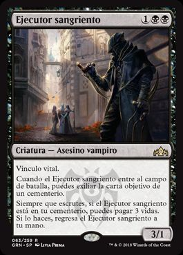 Ejecutor sangriento / Blood Operative