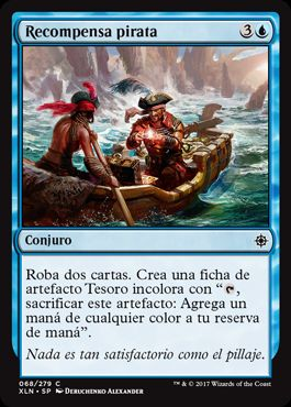 Recompensa pirata / Pirate's Prize