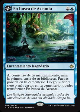 En busca de Azcanta / Search for Azcanta