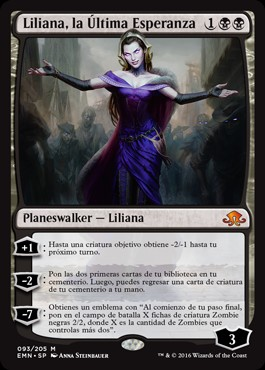 Liliana, la Última Esperanza / Liliana, the Last Hope