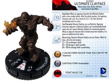 003 - Ultimate Clayface
