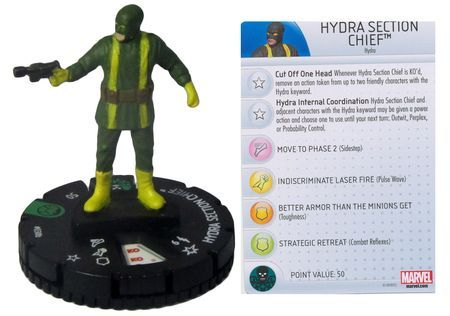 030b - Hydra Section Chief
