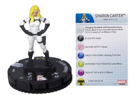 003b - Sharon Carter