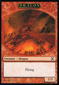 Token Dragon / Dragon Token