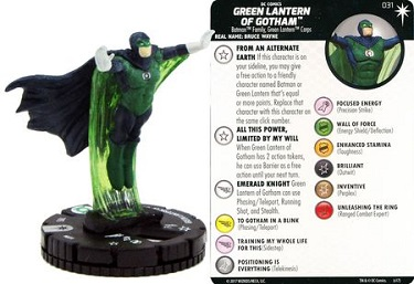 031 - Green Lantern of Gotham