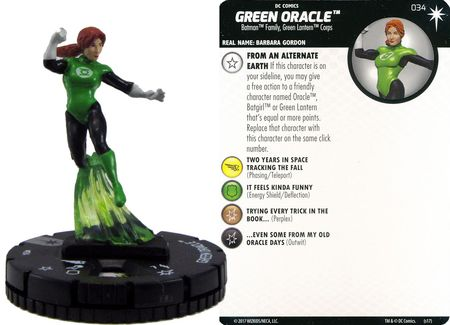 034 - Green Oracle