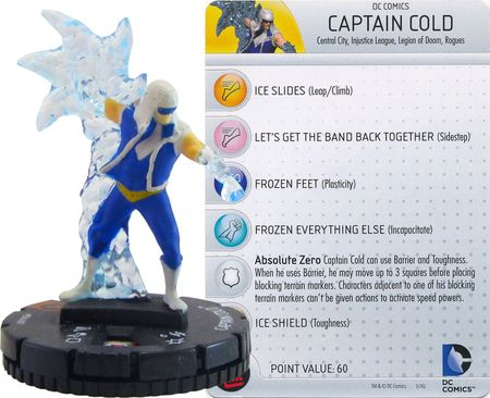 D16-007 - Captain Cold