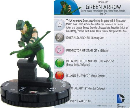 D16-004 - Green Arrow