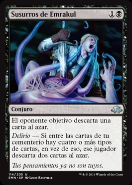 Whispers of Emrakul
