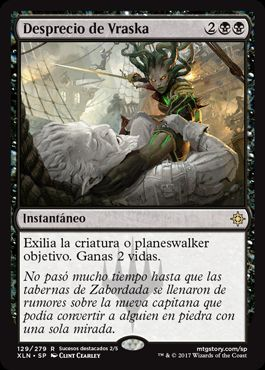 Desprecio de Vraska / Vraska's Contempt