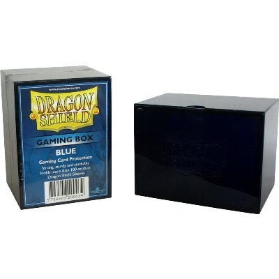 Dragon Shield - Deck Box Acrilico Azul 100+