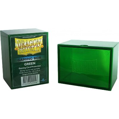 Dragon Shield - Deck Box Acrilico Verde 100+