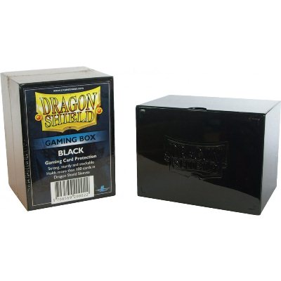Dragon Shield - Deck Box Acrilico Negro 100+