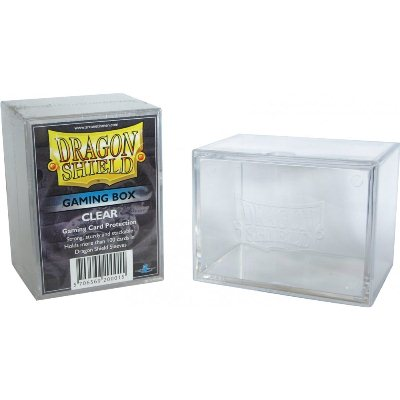 Dragon Shield - Deck Box Acrilico Transparente 100+