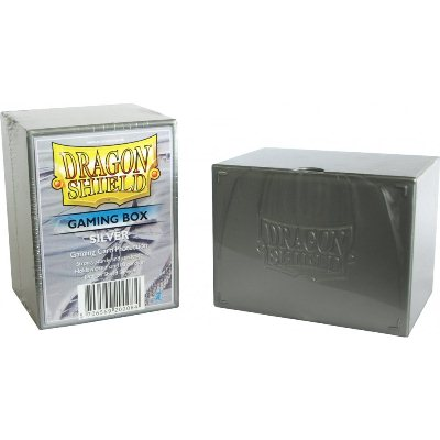 Dragon Shield - Deck Box Acrilico Plata 100+