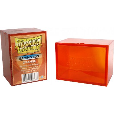 Dragon Shield - Deck Box Acrilico Naranja 100+