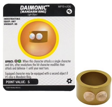 MP19-s106 - Daimonic (Mandarin Ring)