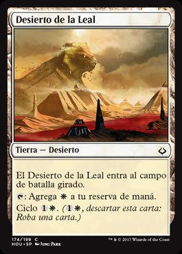 Desierto de la Leal / Desert of the True