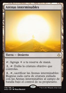 Arenas interminables / Endless Sands