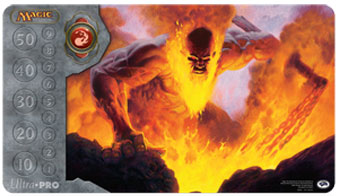 Playmat Titan Infernal
