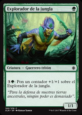 Explorador de la jungla / Jungle Delver