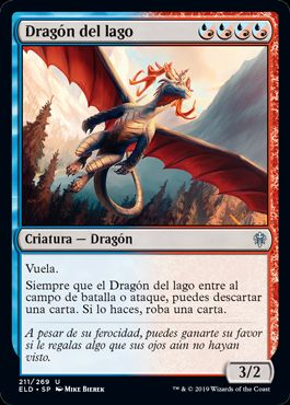 Dragón del lago / Loch Dragon