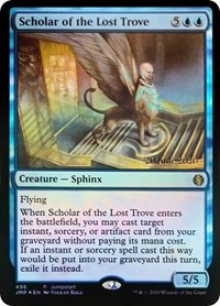 Scholar of the Lost Trove **PROMO**