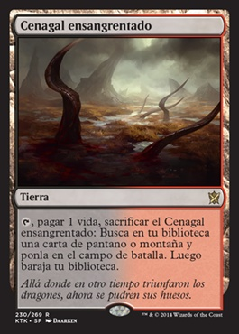 Cenagal ensangrentado / Bloodstained Mire