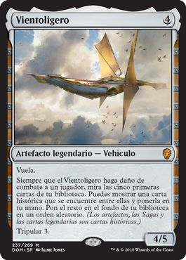 Vientoligero / Weatherlight