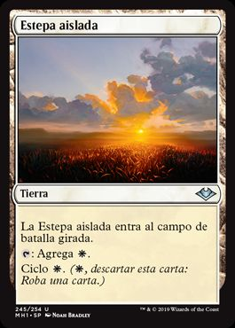 Estepa aislada / Secluded Steppe