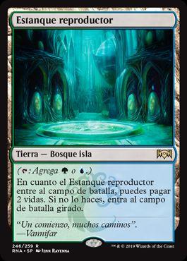 Overgrown Tomb MTG Magic - R SP Ravnica