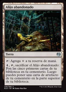 Alijo abandonado / Sequestered Stash