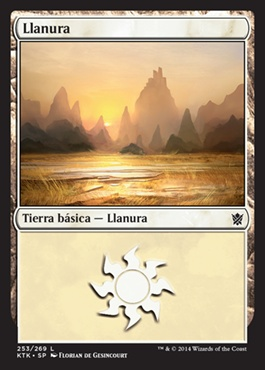 Llanura / Plains Nº253