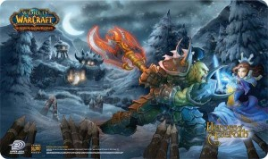 Playmat World of Warcraft: Heroes of Azeroth