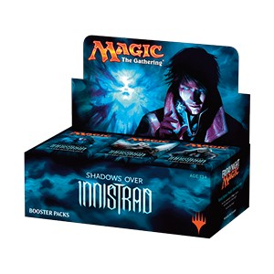 Booster Box 36 Shadows Over Innistrad