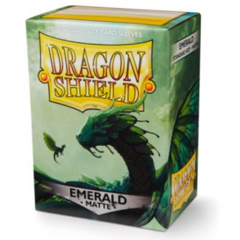 Dragon Shield - Fundas Emerald Matte