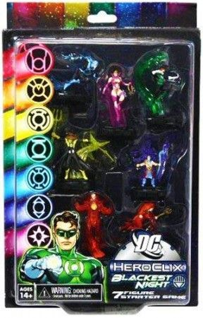 DC Heroclix: Blackest Night Pack