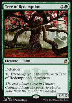 Árbol de la redención / Tree of Redemption