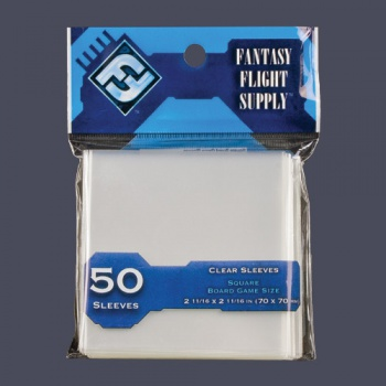 Fantasy Flight Sleeves - Square 70x70