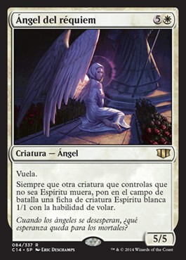 Ángel del réquiem / Requiem Angel