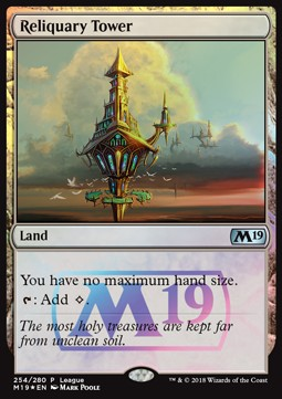 Reliquary Tower **PROMO**