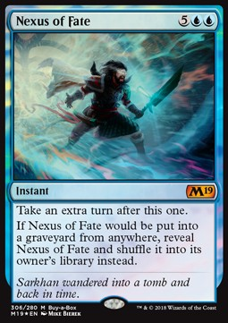 Nexo del destino / Nexus of Fate **PROMO**