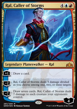 Ral, convocatormentas / Ral, Caller of Storms
