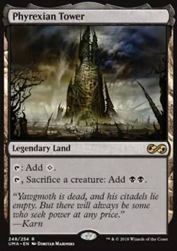 Torre pirexiana / Phyrexian Tower