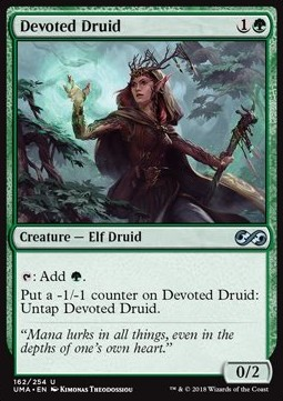 Druida devoto / Devoted Druid